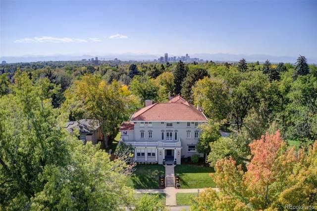 1673 Hudson Street, Denver, CO 80220 (#8006376) :: Sultan Newman Group