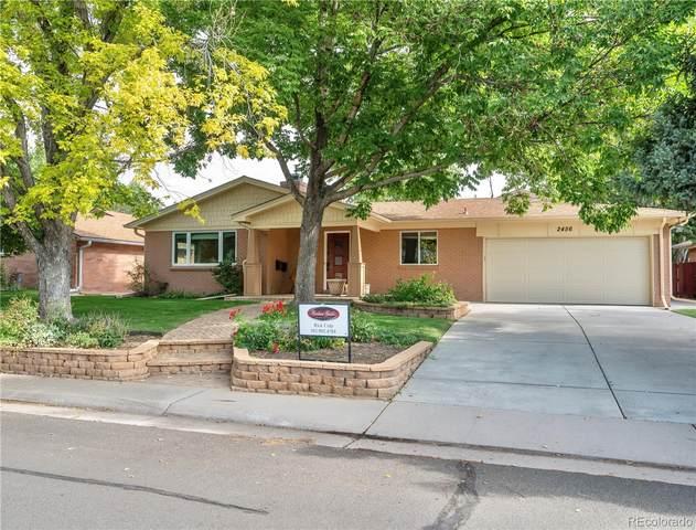 2456 S Jasmine Street, Denver, CO 80222 (#8008362) :: Arnie Stein Team   RE/MAX Masters Millennium