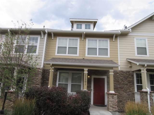 22801 E Briarwood Place, Aurora, CO 80016 (MLS #8010636) :: 8z Real Estate