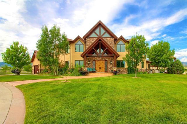 9619 W Titan Road, Littleton, CO 80125 (MLS #8010948) :: 8z Real Estate