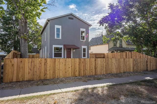 4768 Vine Street, Denver, CO 80216 (#8011596) :: Venterra Real Estate LLC