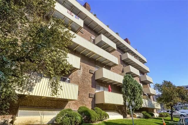 4110 Hale Parkway 3C, Denver, CO 80220 (#8014038) :: Mile High Luxury Real Estate
