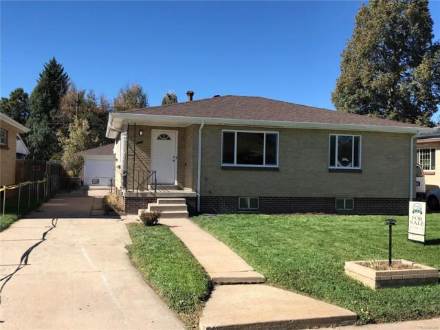 357 Zenobia Street, Denver, CO 80219 (#8014259) :: The DeGrood Team