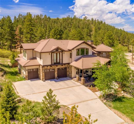 2162 Sierra Verde Court, Castle Rock, CO 80104 (#8016108) :: The HomeSmiths Team - Keller Williams