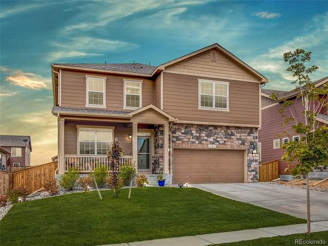 1104 W 170th Place, Broomfield, CO 80023 (#8016965) :: Kimberly Austin Properties