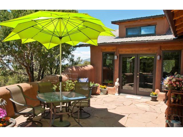 999 Badger Road, Crestone, CO 81131 (MLS #8019850) :: 8z Real Estate
