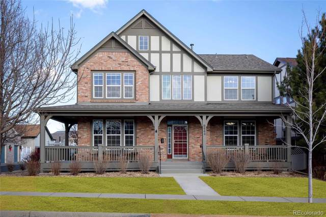 8642 Five Parks Drive, Arvada, CO 80005 (#8020804) :: The DeGrood Team