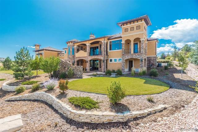 1814 Vine Cliff Heights, Colorado Springs, CO 80921 (#8022547) :: My Home Team