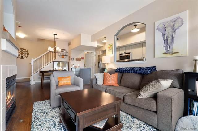 9468 E Florida Avenue #2045, Denver, CO 80247 (#8023748) :: The Griffith Home Team