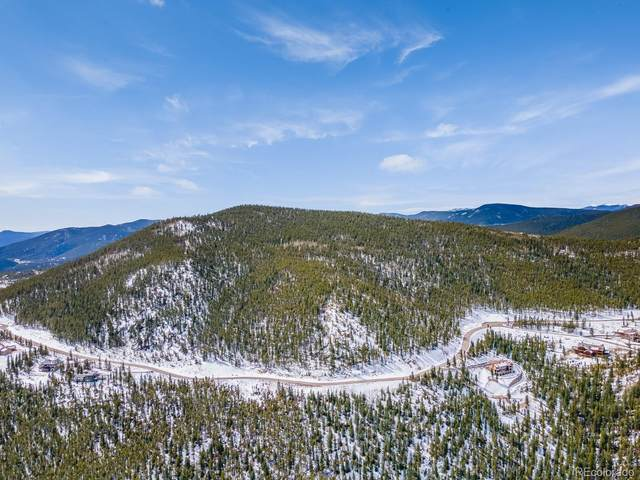 1695 Packsaddle Trail, Evergreen, CO 80439 (#8024058) :: The DeGrood Team
