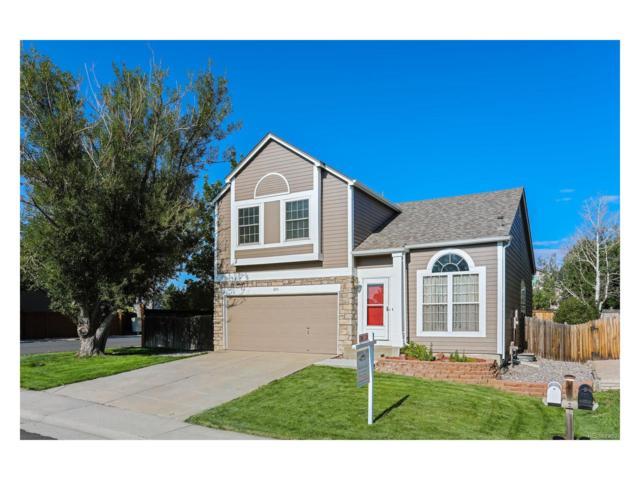 895 S Lindsey Street, Castle Rock, CO 80104 (MLS #8027046) :: 8z Real Estate