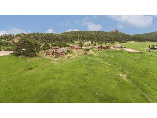 5839 Lone Peak Drive, Evergreen, CO 80439 (MLS #8027183) :: 8z Real Estate