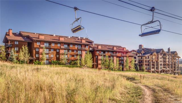 2420 Ski Trail Lane #406, Steamboat Springs, CO 80487 (#8027860) :: My Home Team