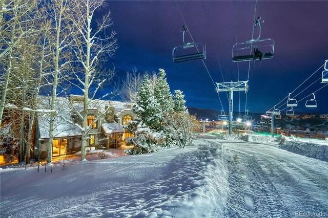 2440 Ski Trail Lane B, Steamboat Springs, CO 80487 (#8030560) :: The DeGrood Team