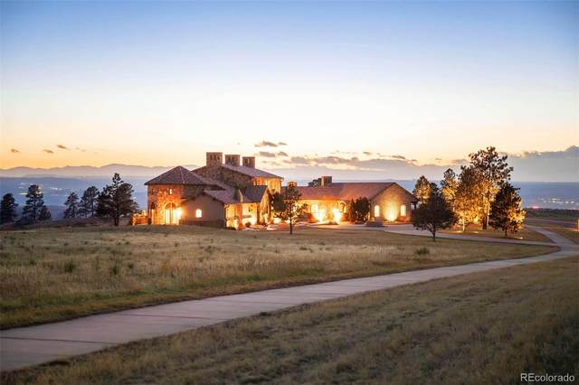 7750 Preservation Trail, Parker, CO 80134 (#8031504) :: Venterra Real Estate LLC