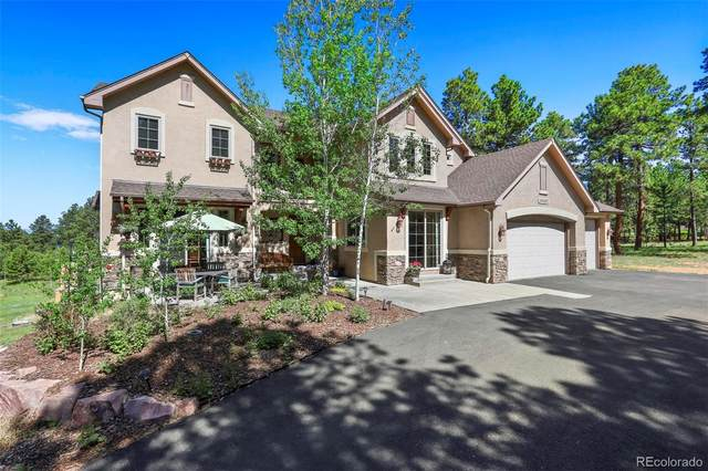 16182 Timber Meadow Drive, Colorado Springs, CO 80908 (#8031661) :: Mile High Luxury Real Estate