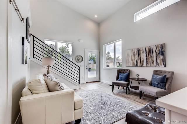 1305 Jersey Street, Denver, CO 80220 (#8031815) :: West + Main Homes