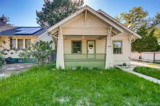 1821 14th Avenue, Greeley, CO 80631 (MLS #8031829) :: Wheelhouse Realty