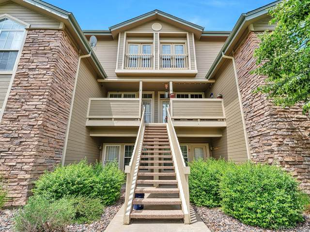 2940 W Centennial Drive F, Littleton, CO 80123 (#8032819) :: Finch & Gable Real Estate Co.