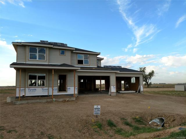 430 Wyatt Drive, Hudson, CO 80642 (#8038540) :: The DeGrood Team