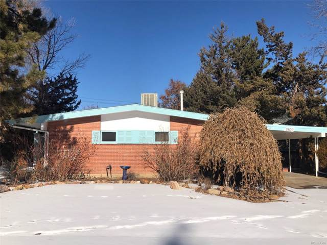 2635 S Garfield Way, Denver, CO 80210 (MLS #8040060) :: 8z Real Estate