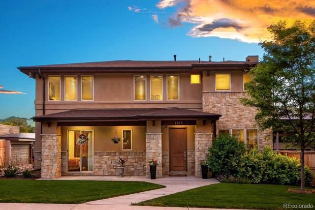 1875 S Steele Street, Denver, CO 80210 (MLS #8040951) :: Colorado Real Estate : The Space Agency