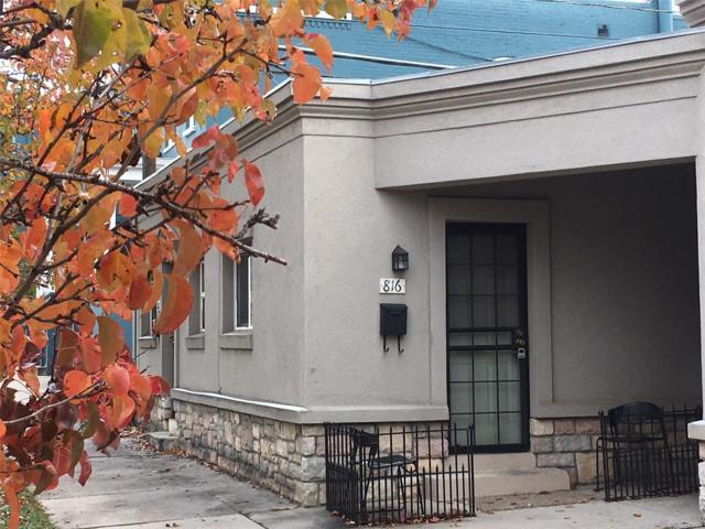 816 E 23rd Avenue, Denver, CO 80205 (#8044912) :: The Peak Properties Group