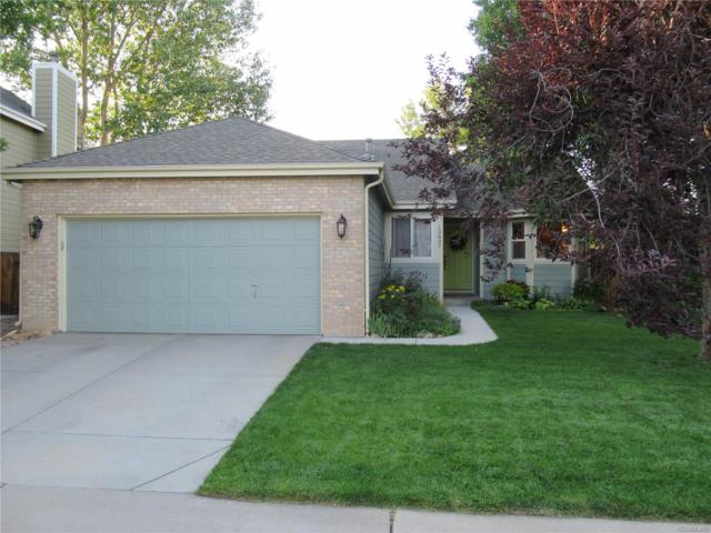 13837 W 65th Drive, Arvada, CO 80004 (#8047708) :: Ford and Associates