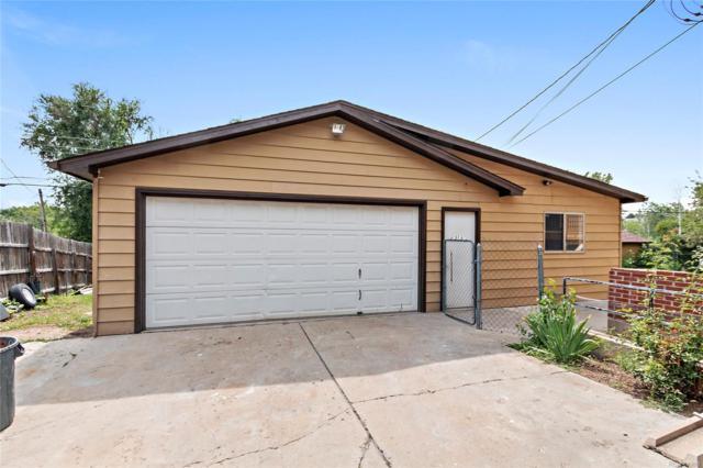 11178 W Ada Place, Lakewood, CO 80226 (MLS #8048495) :: 8z Real Estate
