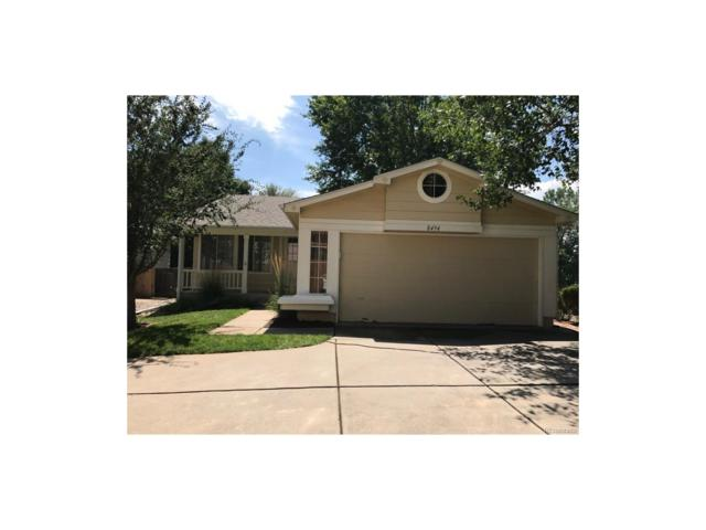 8494 S Upham Way, Littleton, CO 80128 (MLS #8048564) :: 8z Real Estate