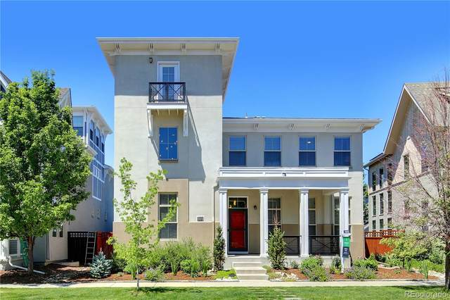 3173 Galena Street, Denver, CO 80238 (#8049500) :: The DeGrood Team