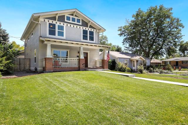 1680 S Elizabeth Street, Denver, CO 80210 (#8052102) :: 5281 Exclusive Homes Realty
