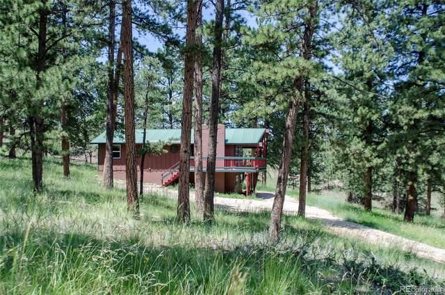 429 Spread Eagle Drive, Westcliffe, CO 81252 (#8052387) :: The HomeSmiths Team - Keller Williams