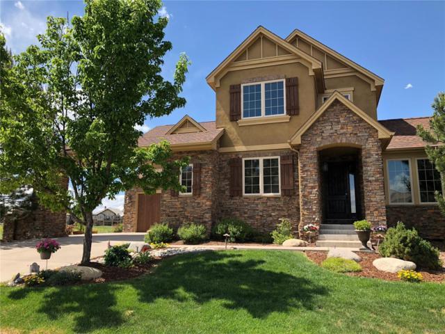1271 Buffalo Ridge Road, Castle Pines, CO 80108 (#8054653) :: Bring Home Denver