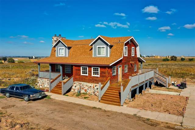 25714 County Road 51, Greeley, CO 80631 (MLS #8054687) :: 8z Real Estate
