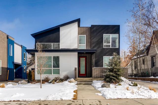 1270 Olive Street, Denver, CO 80220 (#8054734) :: Ben Kinney Real Estate Team