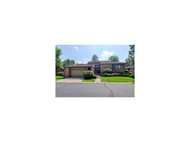 2777 S Elmira Street #17, Denver, CO 80231 (MLS #8055014) :: 8z Real Estate