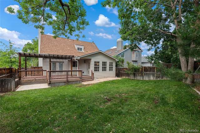 3194 W Sugarbowl Court, Castle Rock, CO 80109 (#8056694) :: My Home Team