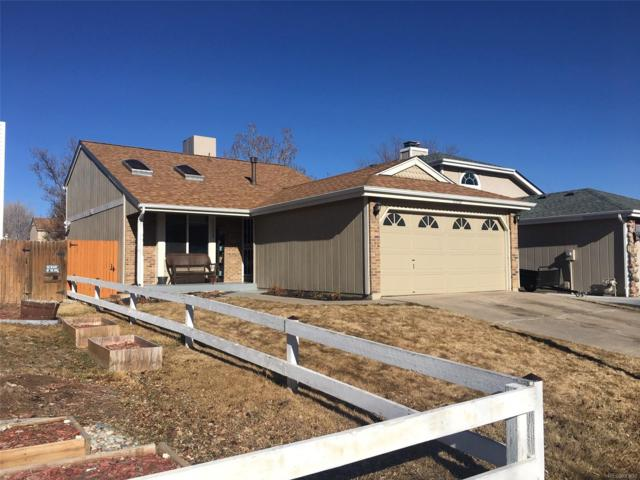 11352 Forest Drive, Thornton, CO 80233 (#8057965) :: The Griffith Home Team