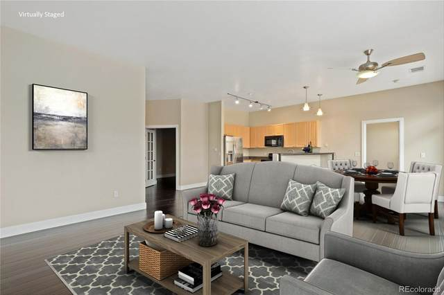 5677 Park Place 211D, Greenwood Village, CO 80111 (#8058734) :: Finch & Gable Real Estate Co.