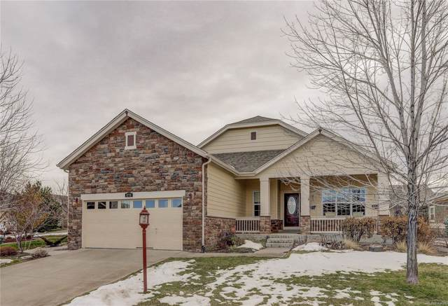 8778 E 152nd Place, Thornton, CO 80602 (MLS #8062848) :: Colorado Real Estate : The Space Agency