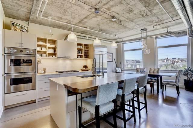 1610 Little Raven Street #501, Denver, CO 80202 (MLS #8065737) :: Neuhaus Real Estate, Inc.