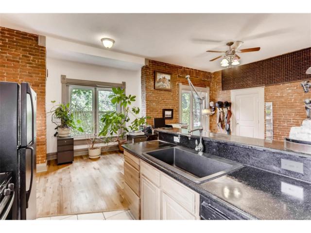 814 24th Street #1, Denver, CO 80205 (MLS #8066160) :: 8z Real Estate