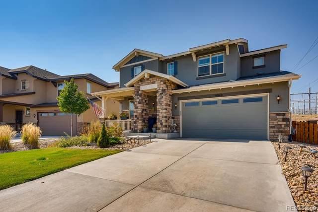 8869 Gore Street, Arvada, CO 80007 (MLS #8069415) :: Kittle Real Estate