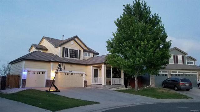4896 S Liverpool Court, Aurora, CO 80015 (#8071295) :: Sellstate Realty Pros