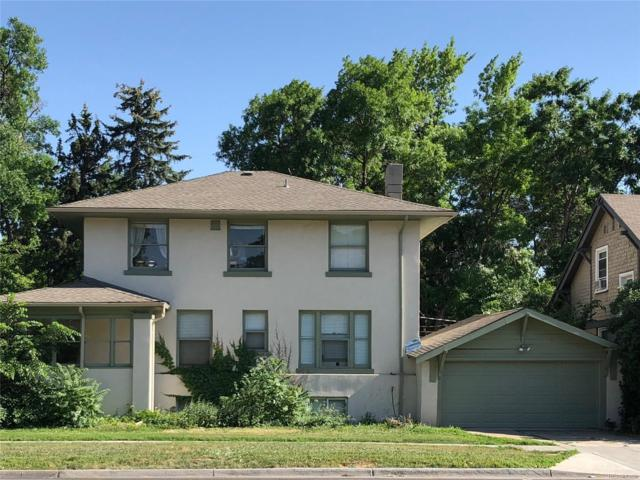 1681-1685 Jackson Street, Denver, CO 80206 (#8073518) :: Sellstate Realty Pros