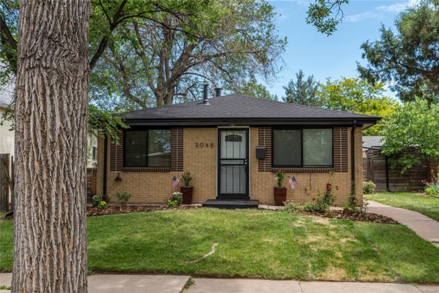 2046 S Grant Street, Denver, CO 80210 (MLS #8075826) :: 8z Real Estate