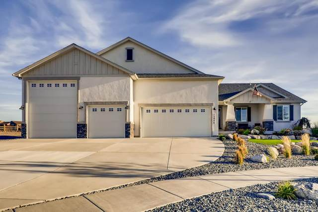 12846 Clark Peak Court, Peyton, CO 80831 (MLS #8081088) :: 8z Real Estate