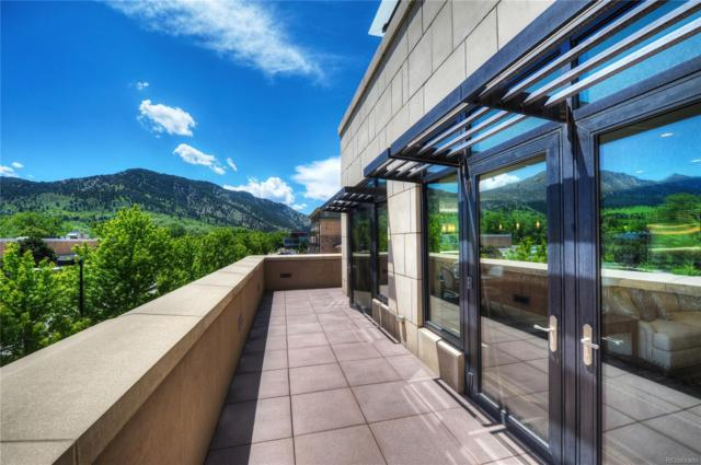 1077 Canyon Boulevard #302, Boulder, CO 80302 (MLS #8081755) :: 8z Real Estate