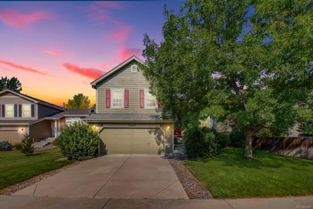 16650 Martingale Drive, Parker, CO 80134 (#8082727) :: The Peak Properties Group